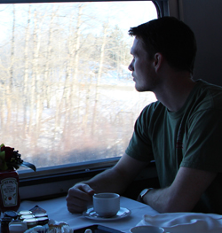 Train Travel to the Canadian Rockies