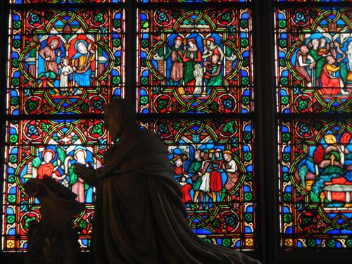 Notre Dame, Sonne